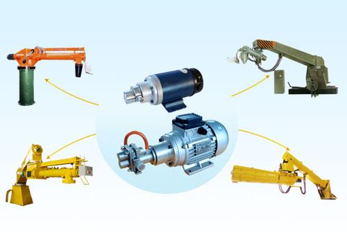 树脂砂混砂机液料系统配置方案