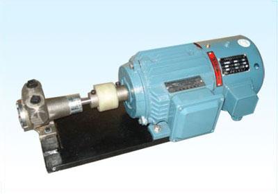 NZZ-A型不锈钢内啮合转子齿轮泵