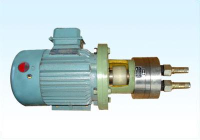 SCL-D型系列不锈钢齿轮泵
