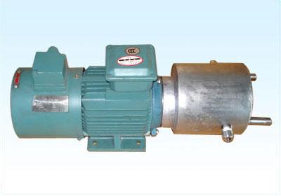 SCL-C/CT-BW不锈钢保温齿轮泵系列
