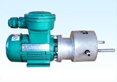 SCL-C/CT-FB防爆保温合金齿轮泵系列