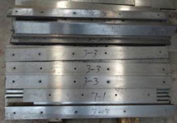 无相射压造型线AMC耐磨条