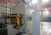 ZZ416垂直分型无箱射压造型机