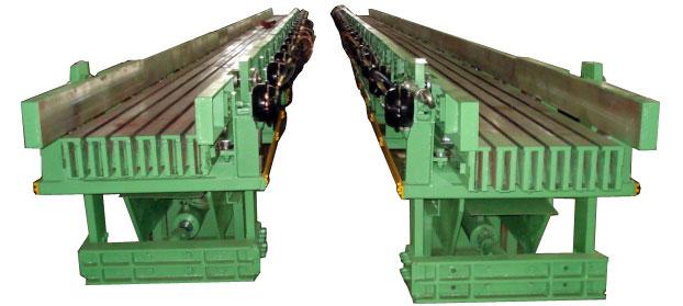 ZZ416垂直分型射压造型线精度调整指导书